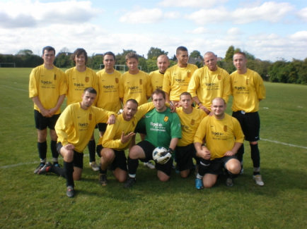 PAGET SPORTS FC